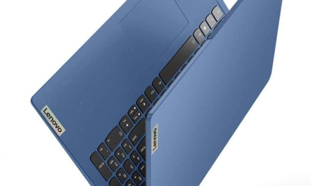 """Lenovo IdeaPad 3 14ITL6, 15ITL6 et 17ITL6, Ultrabooks 14"""", 15"""" et 17"""" polyvalents colorés fin et léger sous Intel Tiger Lake Iris Xe MX450"""