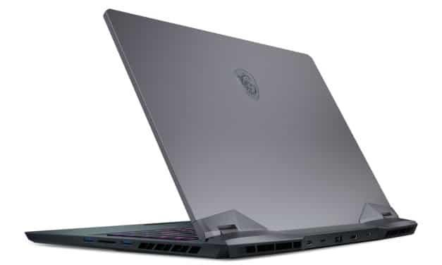 "MSI GE66 10UE-293FR Raider, PC portable 15"" 300Hz gamer créateur avec RTX 3060 SSD 1 To Octo Core (2099€)"