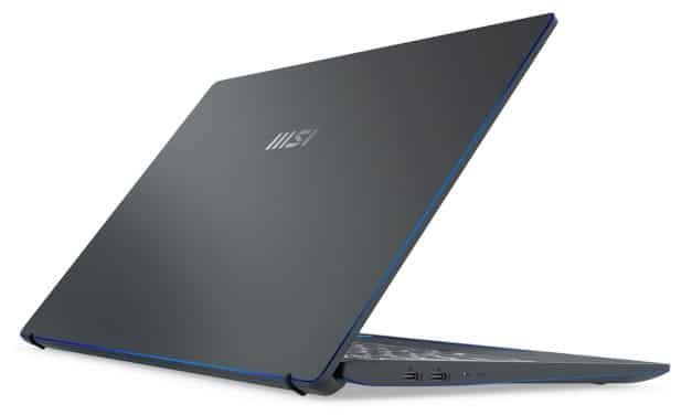 MSI Prestige 14 A11SCS-099FR, ultrabook léger 14 pouces polyvalent et endurant (1151€)