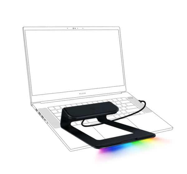 Razer Laptop Stand Chroma v2