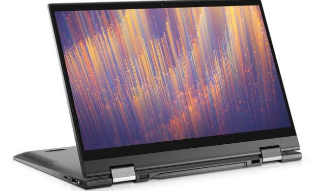 """<span class=""""promo-best"""">Promo 1100€</span> Dell Inspiron 13 7306 2-en-1, ultrabook tablette 13 pouces productif avec écran 4K et TB4"""