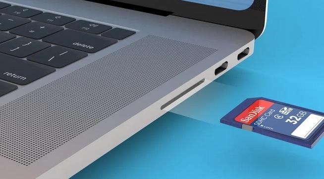 """<span class=""""tagtitre"""">Apple - </span>les futurs MacBook Pro avec sortie vidéo HDMI et lecteur de cartes SD?"""