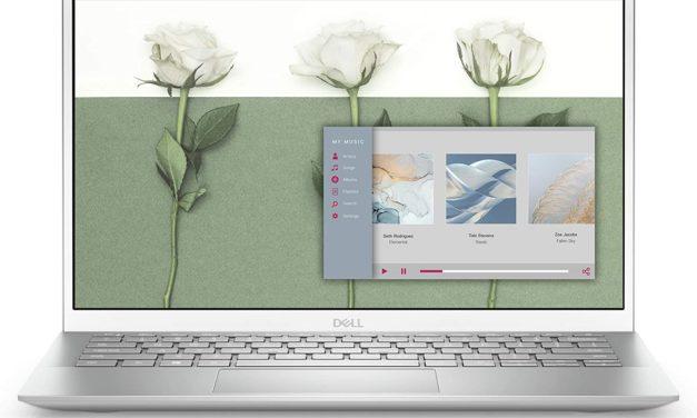 """<span class=""""promo"""">Promo 599€</span> Dell Inspiron 13 5301, ultrabook 13 pouces élégant et rapide pour la bureautique"""