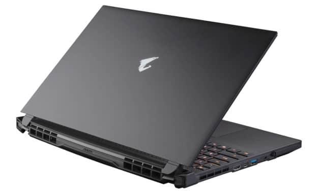 "<span class=""promo-best"">Promo 1709€</span> Gigabyte Aorus 15G KC-8FR2130, PC portable 15"" 240Hz gamer créateur RTX 3060 Octo Core"
