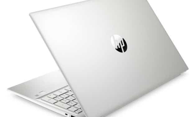 HP Pavilion 15-eh0025nf, ultrabook 15 pouces rapide et productif (671€)