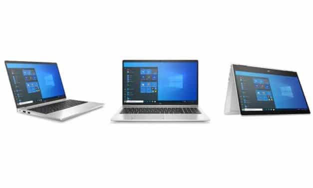 """HP ProBook x360 435 G8, ProBook 445 et 455 G8, PC portable 13"""" (tactile > Tablette), 14"""" et 15"""" AMD 5000U fin et légers pour les professionnels"""