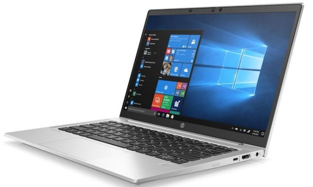 "HP ProbBook Aero 635 G8, Ultrabook 13"" argent polyvalent très léger de 999 gr avec Ryzen Pro 5000 Cezanne avec Wi-Fi ax"