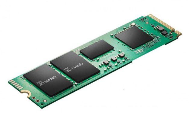 Intel SSD 670p, nouveau SSD M.2 NVMe PCIe compact jusqu'à 2 To et 3.5 Go/s
