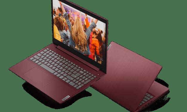 """Lenovo IdeaPad 3 15IGL05, PC portable 15"""" coloré d'entrée de gamme fin rapide et léger"""