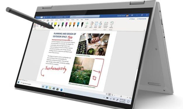 """Lenovo IdeaPad Flex 5 14ALC05 et 15ALC05, PC portable 2-en-1 tactile > Tablette 14"""" et 15"""" polyvalents colorés avec AMD Ryzen 5000U"""