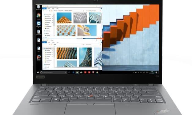 "Lenovo ThinkPad T14 et T15 Gen 2, Ultrabook 14"" et 15"" 4K polyvalents nomades 14h Tiger Lake Iris Xe ou AMD, Wi-Fi ax TB4"