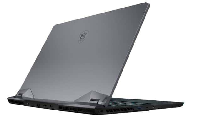 "MSI GE76 10UE-089FR Raider, PC portable 17"" 300Hz gamer créateur RTX 3060 RAM 32 Go Octo Core (2399€)"