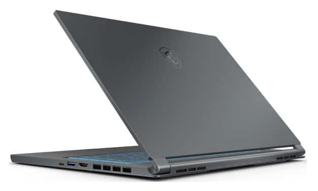 """MSI Stealth 15M A11UEK-049FR, Ultrabook 15"""" 144Hz pour créer et jouer avec RTX 3060, TB4 et Tiger Lake-H (1899€)"""