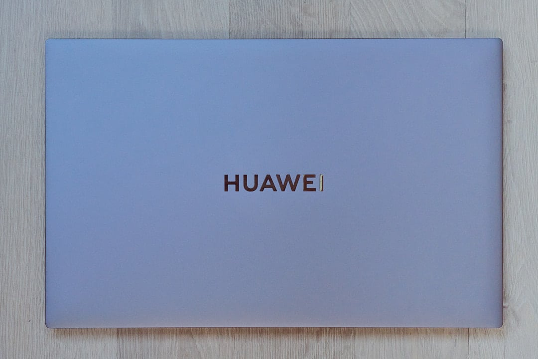 Test Huawei Matebook D16