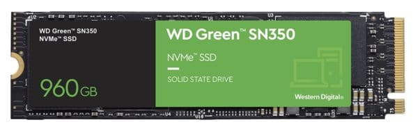 WD Green SN350 Western Digital SSD