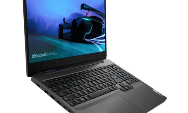 Lenovo IdeaPad Gaming 3 15ARH05, PC portable 15 pouces polyvalent et jeu avec GTX 1650 Ti (799€)