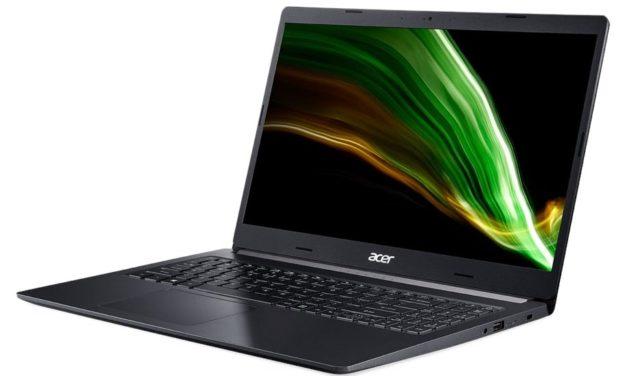 Acer Aspire 5 A515-45G-R80K, ultrabook 15 pouces polyvalent et rapide avec SSD 1 To (899€)