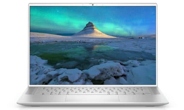 Dell Inspiron 14 7400, ultrabook 14 pouces endurant avec écran QHD+ (749€)
