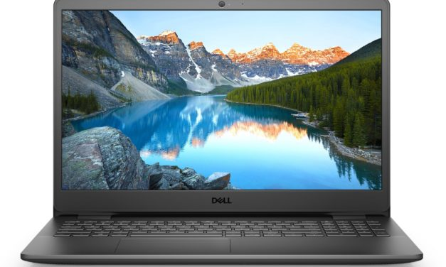 """<span class=""""promo"""">Promo 359€</span> Dell Inspiron 15 3502, PC portable 15 pouces pas cher pour la bureautique"""