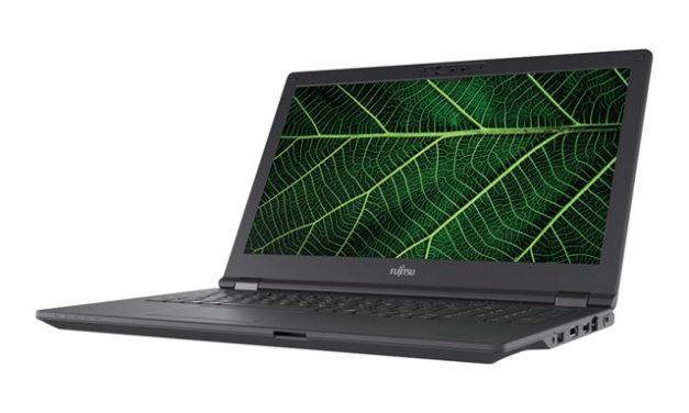 "Fujitsu Lifebook E5411 et 5511, Ultrabooks 14"" et 15"" Intel Tiger Lake Iris Xe nomades 9h avec Thunderbolt 4 et 5G"