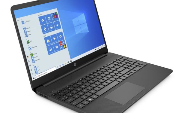 """<span class=""""nouveau"""">Nouveau 399€</span> HP 15s-eq1068nf, ultraportable 15 pouces pas cher et rapide pour la bureautique"""