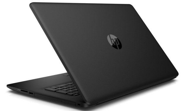 HP 17-by3083nf, PC portable 17 pouces pas cher avec grosse capacité de stockage (499€)