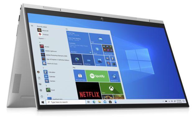 """<span class=""""promo-best"""">Promo 1349€</span> HP Envy x360 15-es0000nf, 15 pouces convertible tablette léger avec OLED 4K et MX450"""