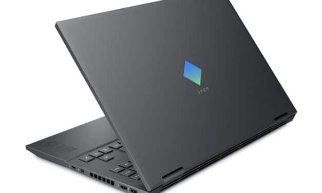 """<span class=""""nouveau"""">Nouveau 1499€</span> HP Omen 15-en1028nf, PC gamer 15 pouces sobre et puissant avec Octo Core et RTX 3070"""