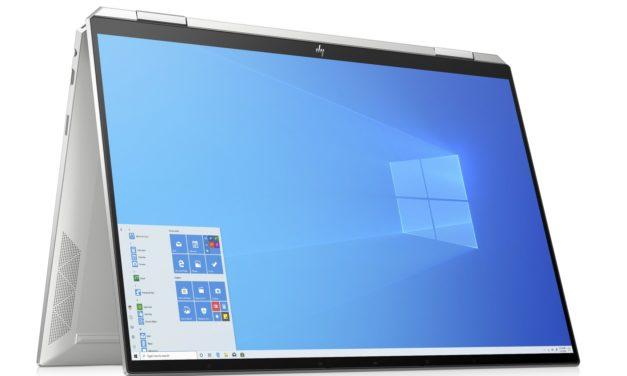 """<span class=""""nouveau"""">Nouveau 2099€</span> HP Spectre x360 14-ea0059nf, Ultrabook 13"""" OLED 3K tactile Tablette polyvalent léger fin rapide Tiger Lake Iris Xe TB4"""