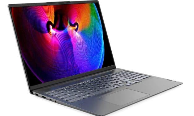"""Lenovo IdeaPad Creator 5 16ACH6, PC portable 16"""" WQXGA AMD Cezanne Ryzen 5000H fin et léger pour créateurs avec GTX 1650"""