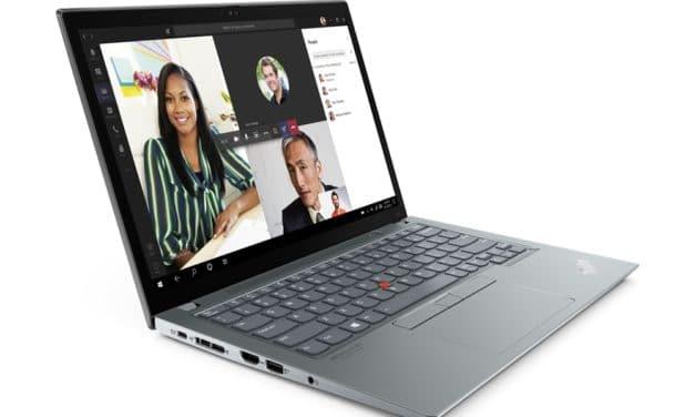 "Lenovo ThinkPad X13 Gen 2, Ultrabook 13"" 16/10ème Pro polyvalent noir ou argent Tiger Lake Iris Xe TrackPoint TB4 5G Wi-Fi ax 15h"