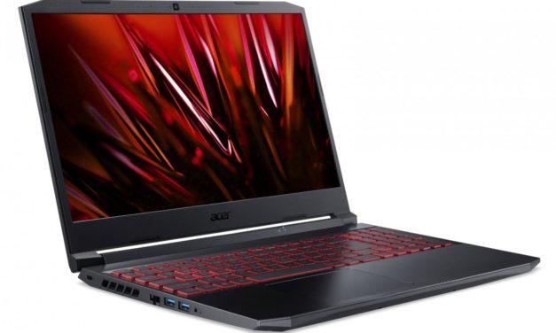 """<span class=""""nouveau"""">Nouveau 1799€</span> Acer Nitro 5 AN515-45-R3Y3, PC portable gamer 15 pouces endurant avec RTX 3070 et 1,2 To de stockage"""