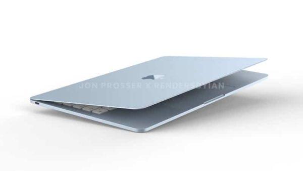 Apple MacBook Air coloris pastels Apple Silicon M2