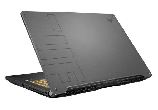 Asus A17 TUF766QM HX020T dd 600x419 - Nouveau 1799€ Asus A17 TUF766QM-HX020T, PC portable 17 pouces gamer jeu et polyvalent avec RTX 3060