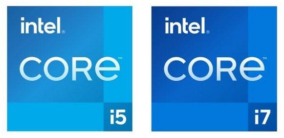 """<span class=""""tagtitre"""">Intel - </span>nouveaux processeurs Core i5-1155G7 et Core i7-1195G7 Tiger Lake-U basse consommation pour PC portables, jusqu'à 5 GHz"""