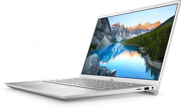 Dell Inspiron 14 5402, ultrabook 14 pouces productif, élégant et rapide (849€)