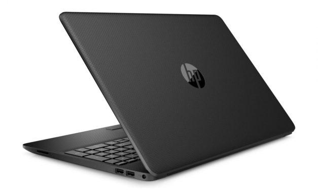 HP 15-gw0004nf, ultraportable 15 pouces bureautique pas cher avec grosse capacité de stockage (389€)