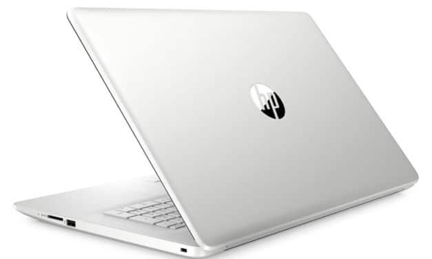 HP 17-ca1046nf, PC portable 17 pouces productif et pas cher avec écran IPS sRGB (499€)