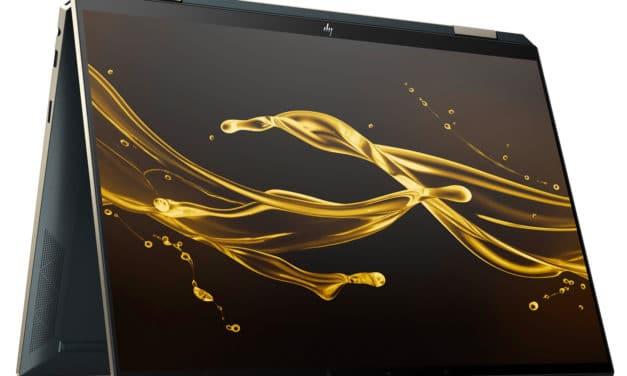 """HP Spectre x360 14-ea0147nf, ultrabook tablette 13,5"""" OLED Tactile productif avec SSD 1 To et 10h d'autonomie (1599€)"""