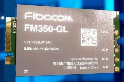 Intel Fibocom FM350-GL Intel 5G 5000