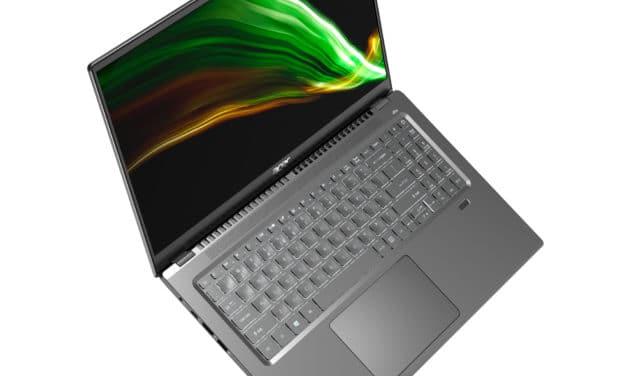 "<span class=""promo-best"">Promo 1109€</span> Acer Swift 3 SF316-51-71K1, Ultrabook 16"" polyvalent léger rapide et fin avec processeur performant Tiger Lake-H Iris Xe TB4"