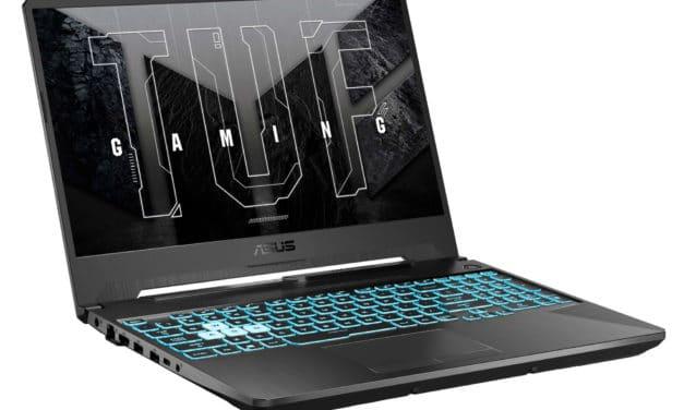 """<span class=""""nouveau"""">Nouveau 849€</span> Asus TUF Gaming F15 TUF506LH-HN142T, PC portable 15"""" 144Hz polyvalent pour jouer et créer GTX 1650"""