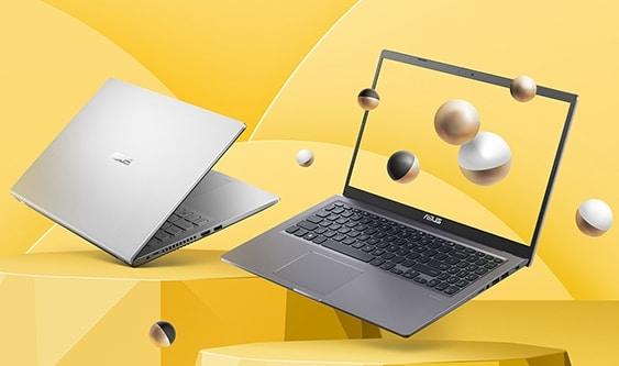 """Asus VivoBook M515UA, nouveau PC portable 15"""" coloré fin et léger avec AMD Ryzen 5000U"""