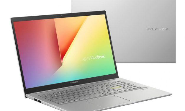 Asus VivoBook S533UA-BQ017T, ultrabook 15 pouces productif et rapide avec Hexa Core (729€)
