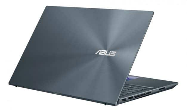 """<span class=""""promo"""">Promo 1349€</span> Asus ZenBook 15 UX535LH-BN002T, Ultrabook 15"""" multimédia léger 12h pour créer et jouer GTX 1650 et gros stockage"""