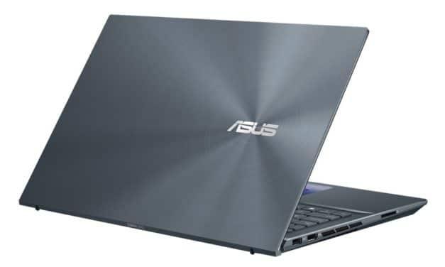 Asus ZenBook UX535LH-BN088T, ultrabook 15 pouces polyvalent et léger pour créatifs (1279€)