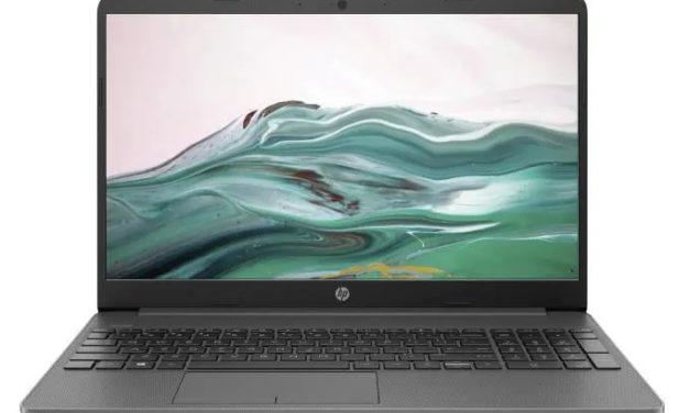 """HP 15-dw1066nf, Ultrabook 15"""" gris élégant pas cher rapide fin et léger avec SSD et USB-C (389€)"""