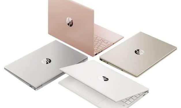 HP Pavilion Aero 13, nouvel ultraportable 13 pouces coloré léger 1Kg AMD Cezanne nomade 10h compatible Windows 11