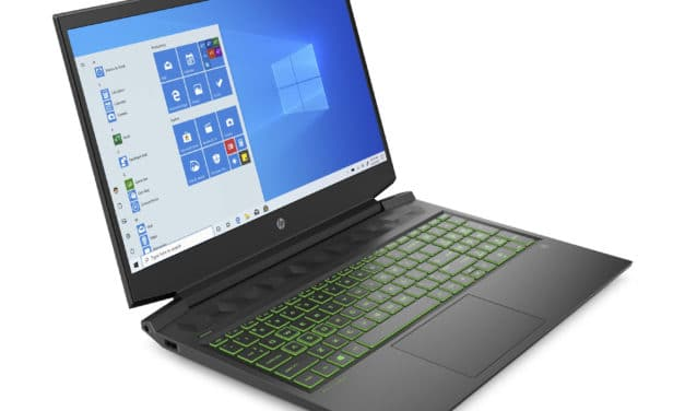 HP Pavilion Gaming 16-a0022nf, PC portable 16 pouces polyvalent avec gros stockage et GTX 1650 orienté création et jeu (999€)