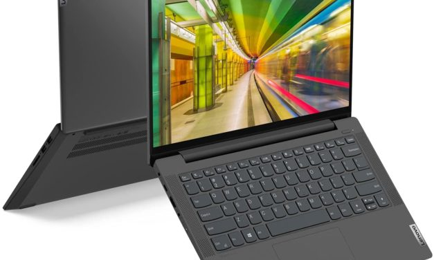 """<span class=""""nouveau"""">Nouveau 799€</span> Lenovo IdeaPad 5 14ITL05 (82FE00PHFR), Ultrabook 14"""" polyvalent discret fin léger et rapide avec SSD et Wi-Fi ax"""
